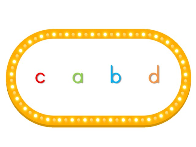 Lower Case Letter Recognition by Jennifer Brown