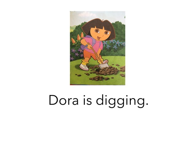 Dora's Coin by Joy Wilson