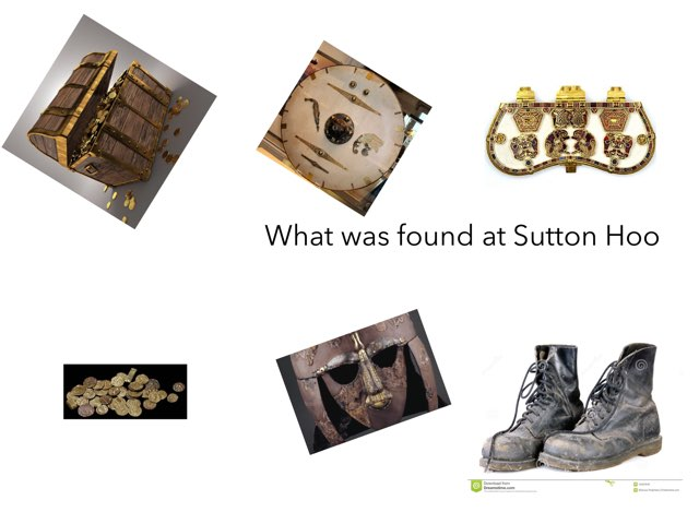 Millie Sutton Hoo Game by RGS Springfield