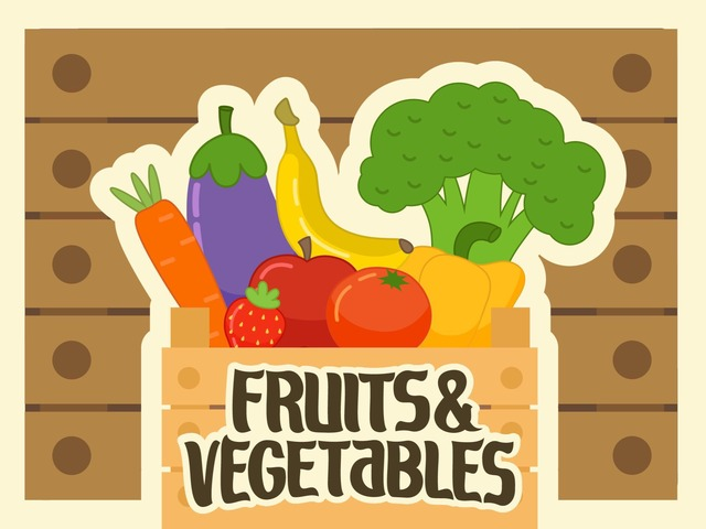 Fruits & Vegetables by Tiny Tap