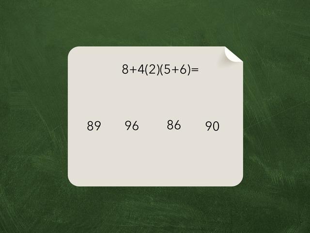 6th Math 6th As by Dr. Wakeman