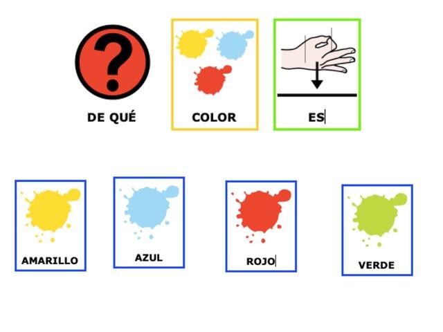 Los Colores by Zancisco Cosecha