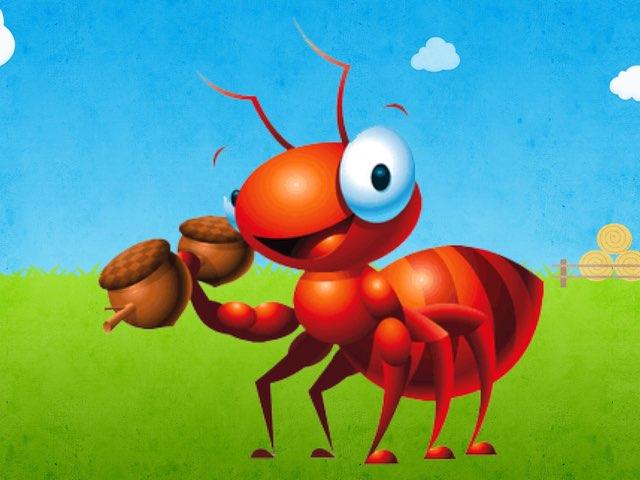 مشروع النملة by Dalal alturkait