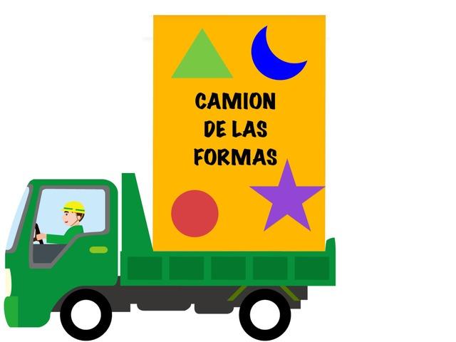 Camion De Las Formas by Hadi  Oyna