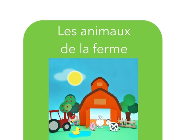 Les Animaux De La Ferme  by Nicolas Smelten