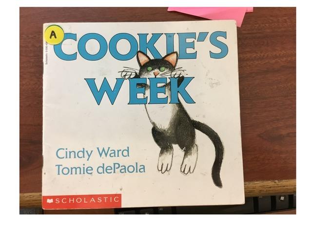 Cookies Week by Shirley Domurot