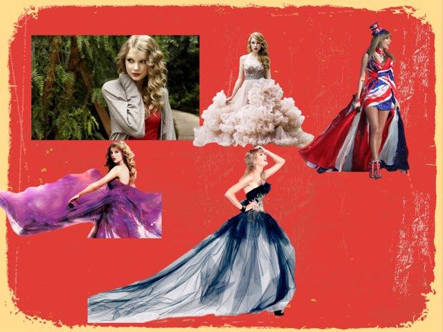 Taylor Swift by Siobhan Mcfadyen