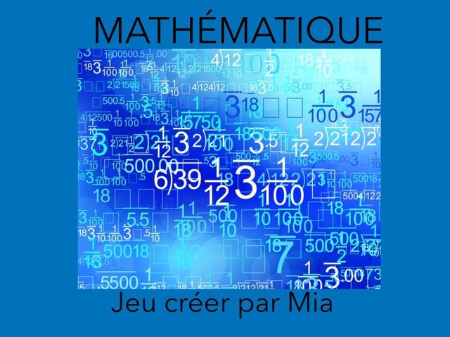 Les Nombres Décimaux Et Fraction by Mia Rykowska Pelletier