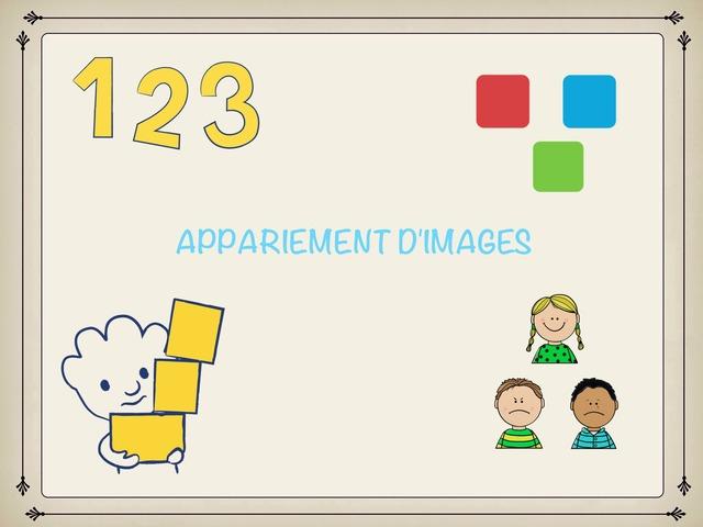 Appariement D'images by Sarah Jorge