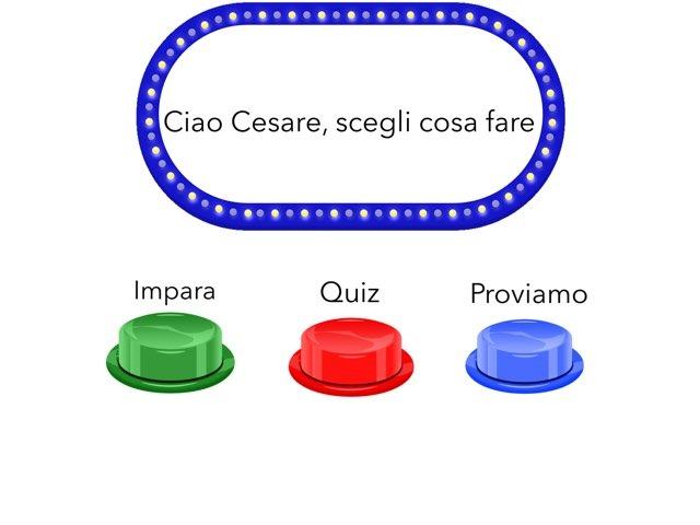 Esercizio Cesare by Centro Intermedia