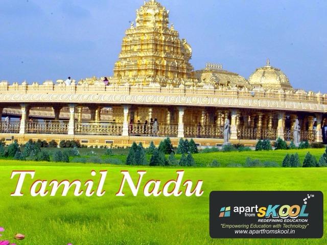 Tamil Nadu by TinyTap creator