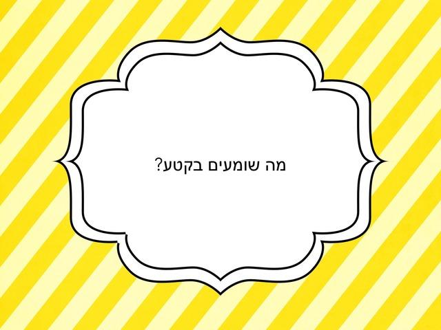 מה שומעים בקטע Copy  by Einav Erez Elias