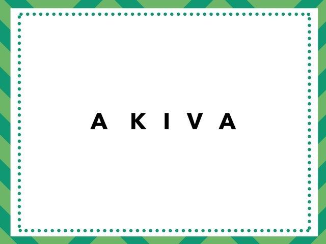 Akiva Name by Rachel Staab