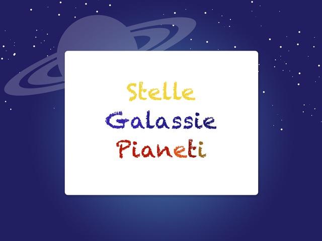 Il Sistema Solare by Valeria Rossi