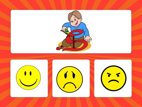 Simple Emotions Game 1 by Candace Chadwick