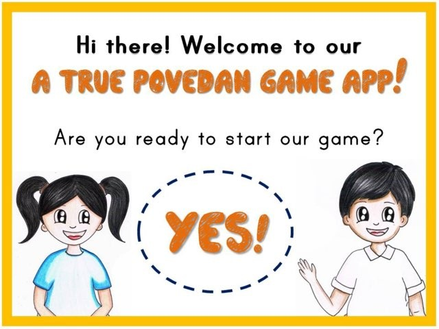 A True Povedan Game by Nicole Delos Reyes