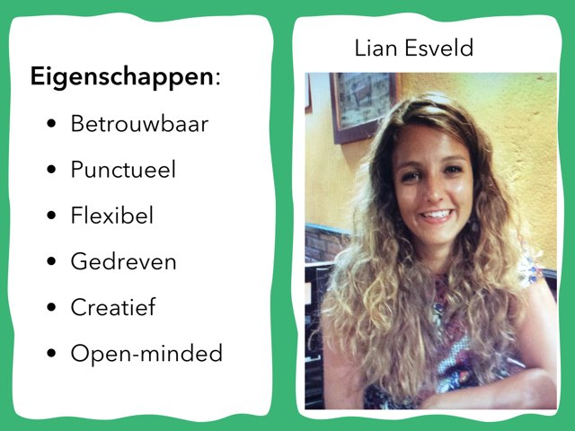 Eindgesprek by Lian Esveld