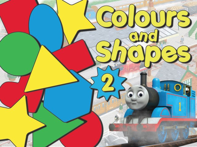 Colours And Shapes 2 by Animoca Brands