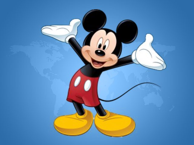 Mickey Mouse Touch Game by Jeannine quirk