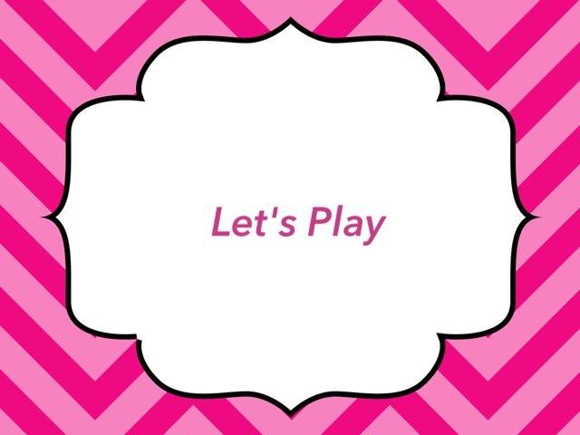 Let's Play by dalia daliasakr