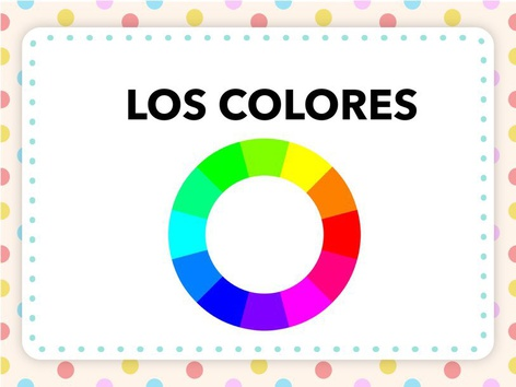Los Colores by Vale Vegas Huerta