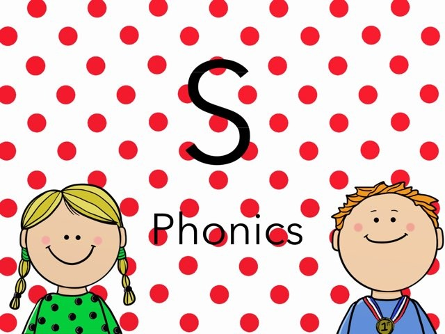 S Phonics  by Catherine Mangan