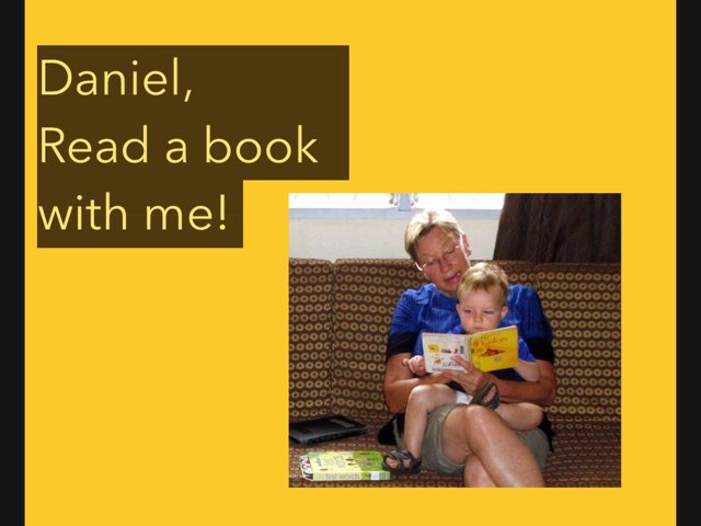 For Daniel, Animal Noises by Kathy Petersen