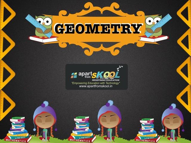 Geometry by TinyTap creator