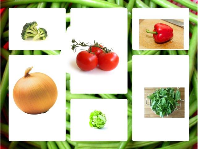 Woordenschat groenten by Bertine Rademaker