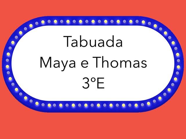 Tabuda Maya E Thomas by Alessandra  Pellicciari