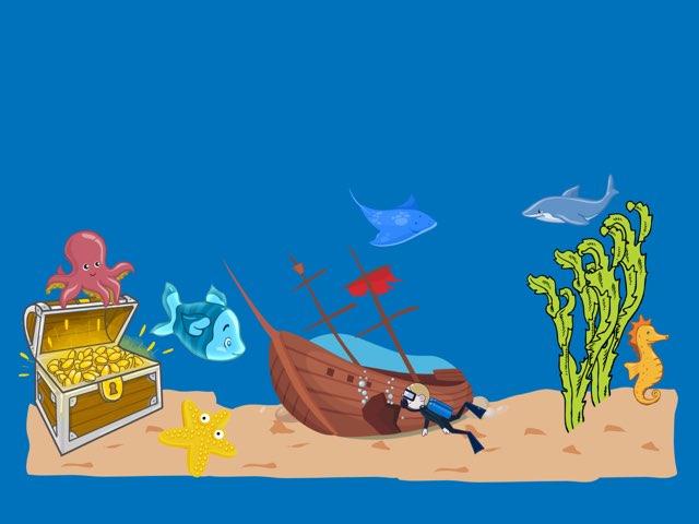 Under The Sea by Katie Nicolli