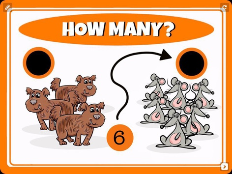 Pet 6 - How Many? by Cici Lampe