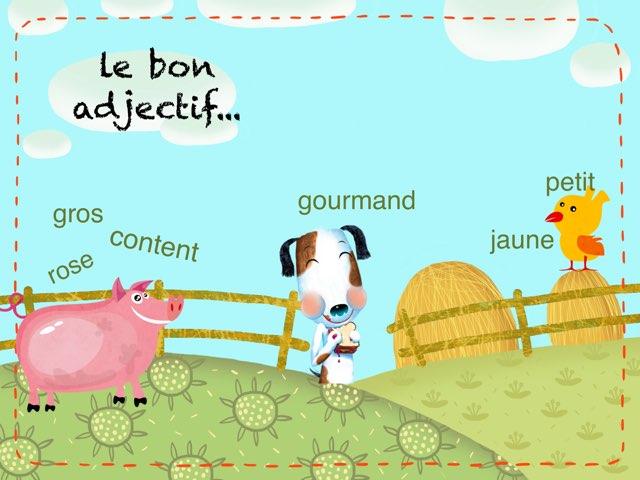 Le Bon Adjectif by Marie S