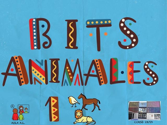 BITS ANIMALES 1 by Aida Muestra A.L.