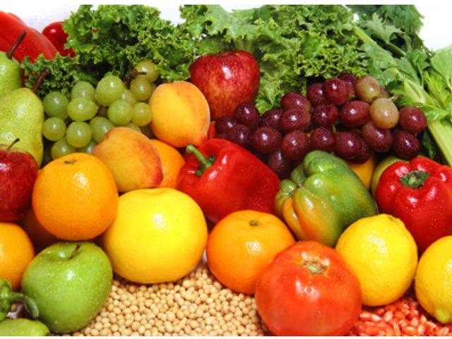 פירות וירקות by אורית