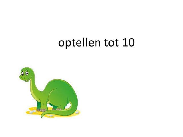 Optellen Tot 10 by Stefanie Rigolle