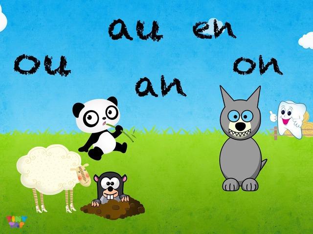 An Ou En Au On by Marie S