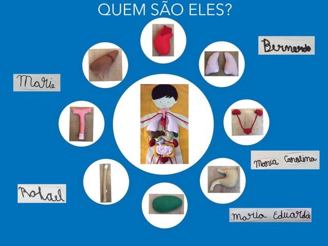 QUEM SÃO ELES? by TecEduc Porto