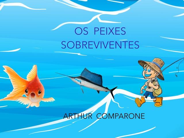 1o-ANO-ARTHUR by Daiane Neves
