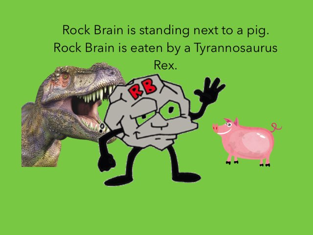 Rock Brain And The Pig by SLP Echo