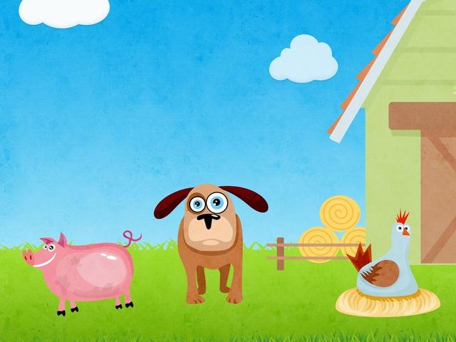Farm Animals by Liz Walker