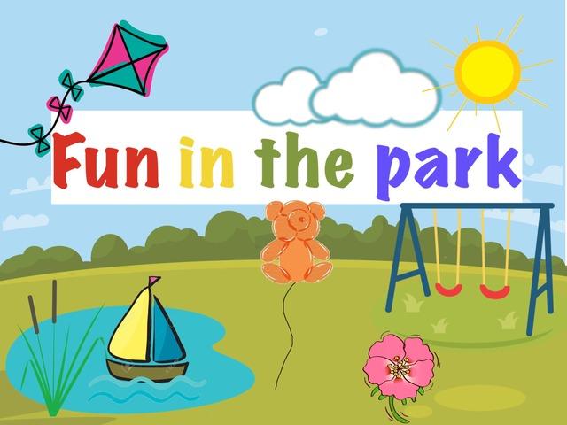3AM3U3P3 Fun In The Park by Cara