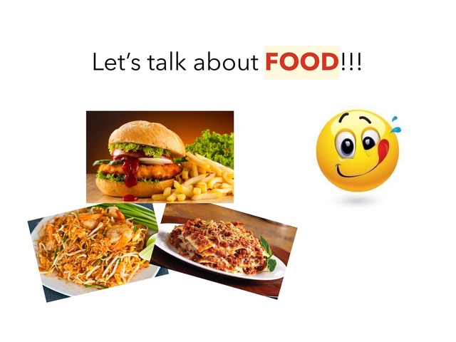Talking About Food by Wai Lun William (TS)Wang