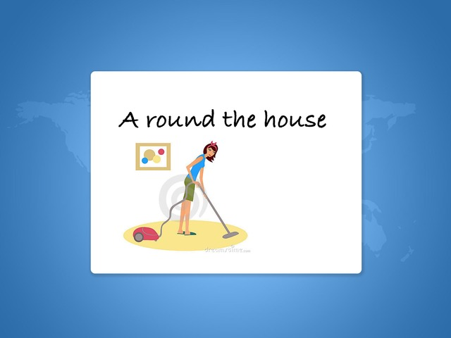 a Round The House  by Lama Ali