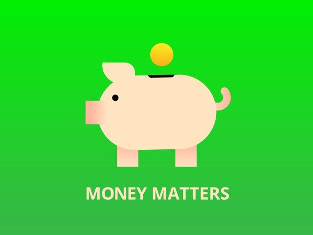 Money Matters by Adrian Man