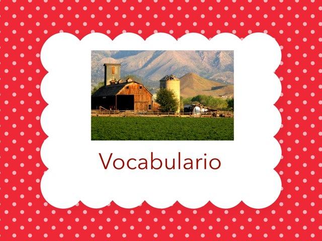 Vocabulario (animales) by Asociación Nuevo Horizonte