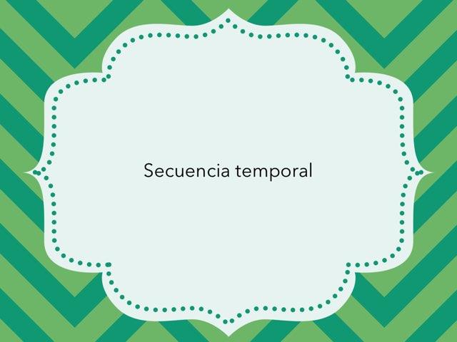 Secuencia Temporal by Toñi Arteaga Lucas