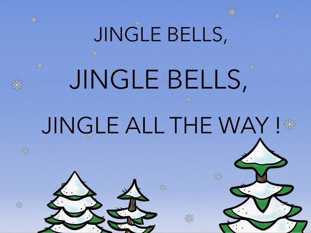 Chanson Jingle BELLS by Hugues Wallaby