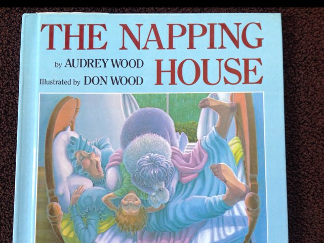 The Napping House by Lori Board