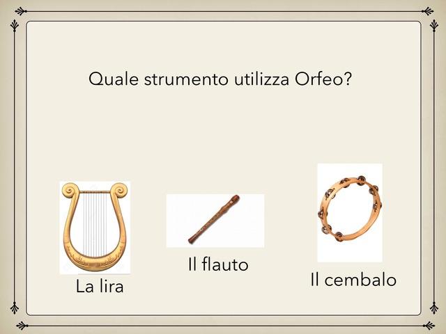 Verifica Mito Orfeo 18 Dic 17 by Valeria Lombardi